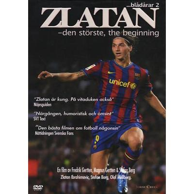 Zlatan - Den störste: The beginning (DVD 2002)