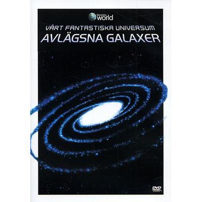 Vårt fantastiska universum: Avlägsna galaxer (DVD 2012)