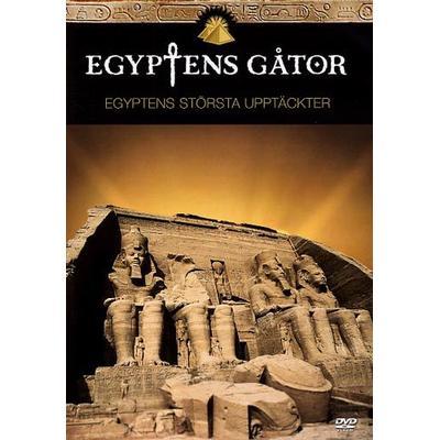 Egyptens gåtor: Egyptens största upptäckter (DVD 2012)