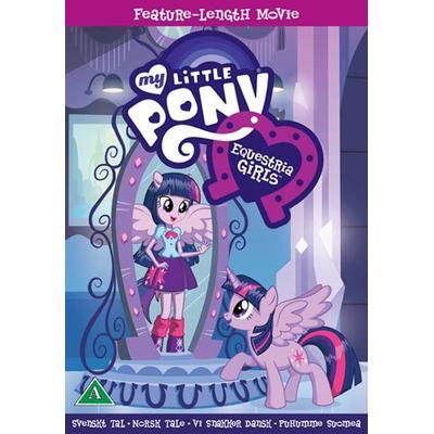 My little Pony: Biofilmen (DVD 2013)