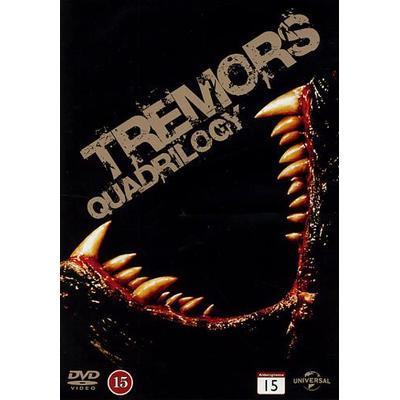 Hotet från underjorden 1-4 (DVD 1989-2003)