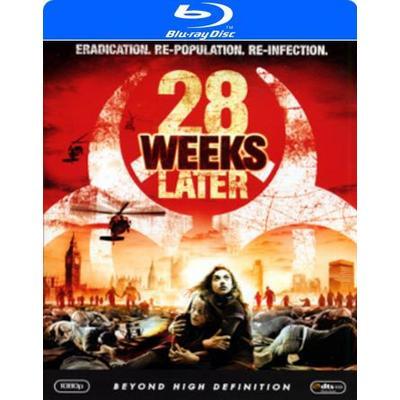 28 veckor senare (Blu-Ray 2007)
