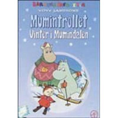 Mumintrollet: Vinter i Mumindalen (DVD 1990)