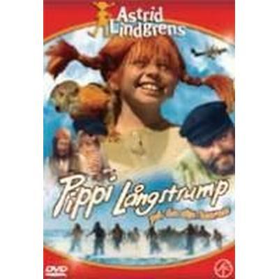 Pippi Långstrump: På de sju haven (DVD 1970)
