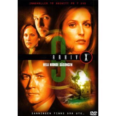 Arkiv X: Säsong 9 (DVD 2001-2002)