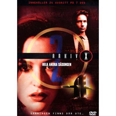 Arkiv X: Säsong 2 (DVD 1994-1995)