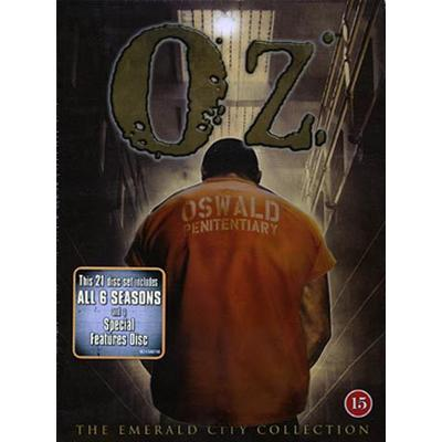 Oz: Complete collection (DVD 1997-2003)