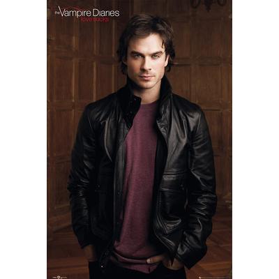 GB Eye The Vampire Diaries Damon 61x91.5cm Affisch