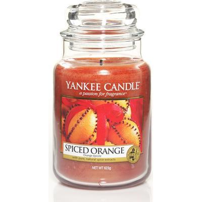 Yankee Candle Spiced Orange 623g Doftljus