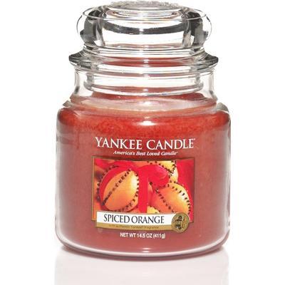 Yankee Candle Spiced Orange 411g Doftljus