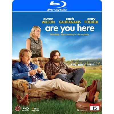 Are you here (Blu-Ray 2014)