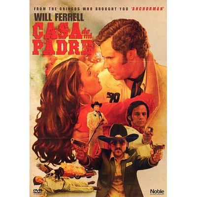 Casa de mi padre (DVD 2012)