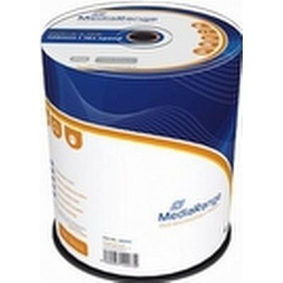 MediaRange DVD+R 4.7GB 16x Spindle 100-Pack