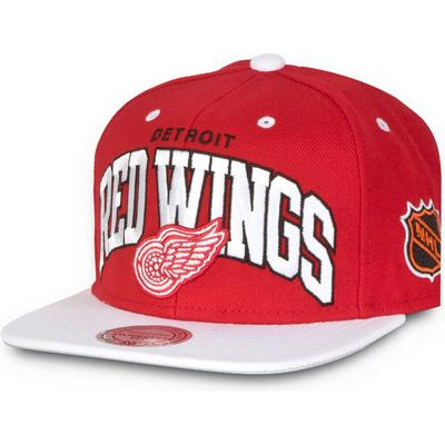 Mitchell & Ness Detroit Red Wings Team Arch Snapback