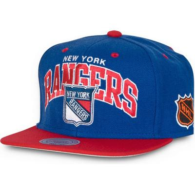 Mitchell & Ness New York Rangers Team Arch Snapback