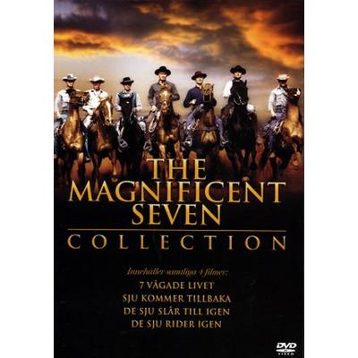 Magnificent seven collection (DVD 1960-1972)