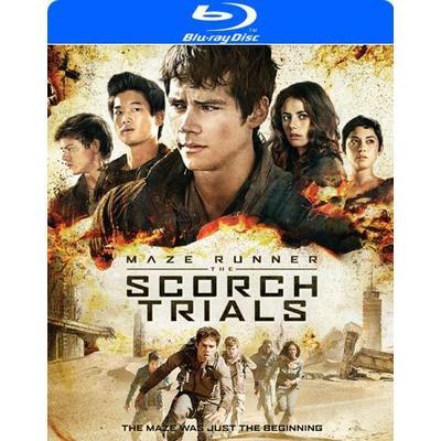 Maze runner 2: The Scorch trials (Blu-Ray 2015)
