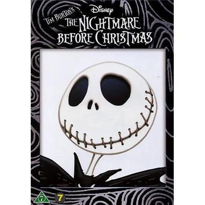 Nightmare before Christmas (DVD 1993)