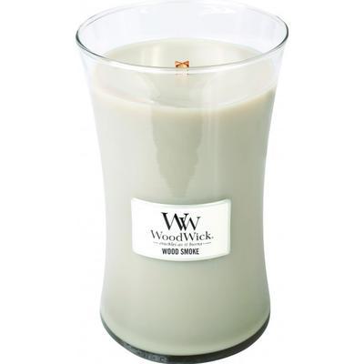 Woodwick Smoke (93075) Doftljus