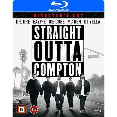 Straight outta Compton: Director's cut (Blu-Ray 2015)