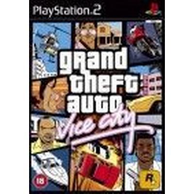 Grand Theft Auto (GTA) - Vice City