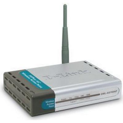 D-Link DWL-G700AP