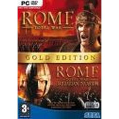 Rome : Total War Gold Edition