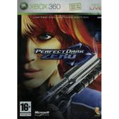 Perfect Dark Zero Black Edition