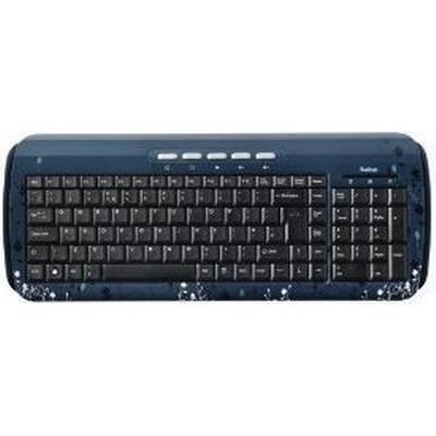Saitek Expression Petal Print Keyboard