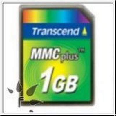 Transcend MultiMedia Plus 1GB