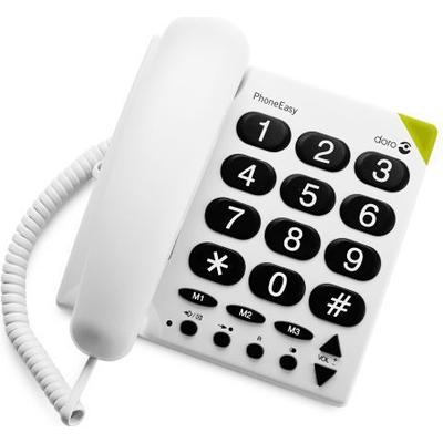 Doro PhoneEasy 311c White