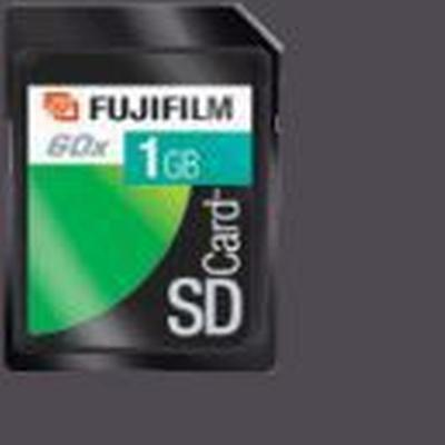 Fujifilm SD Card 2GB 60x