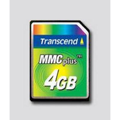 Transcend MultiMedia Card Plus 4GB