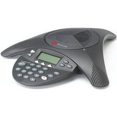 Polycom Soundstation 2W Black