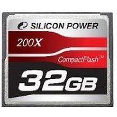 Silicon Power Compact Flash 32GB (200x)