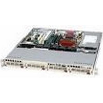 SuperMicro SC813MT-410C Rack Mountable 410W / Black