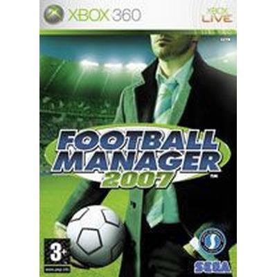 Football Manager 2007 (EU) (Worldwide Soccer Manager 2007)