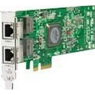 HP NC382T PCI Express Dual Port Multifunction Gigabit Server Adapter (458492-B21)