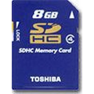 Toshiba SDHC 8GB Class 4