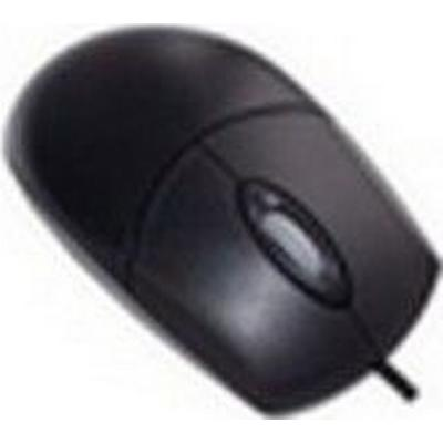 Accuratus Optical Mouse Black (MOUAC3U)
