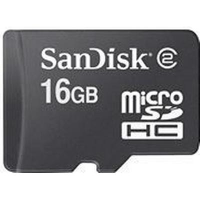 SanDisk MicroSDHC Class 2 16GB