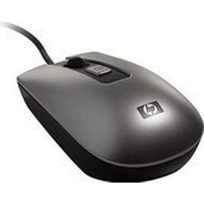 HP Optical Mobile Mouse Black
