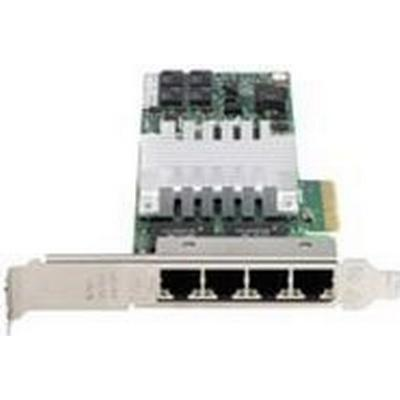 HP NC364T PCI Express Quad Port Gigabit Server Adapter (435508-B21)