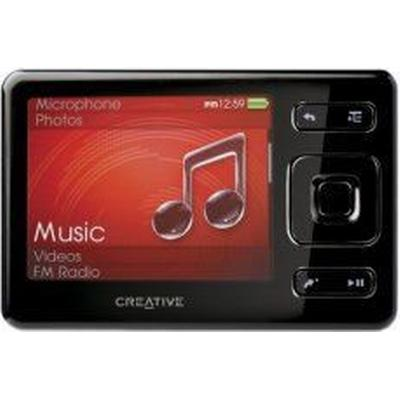 Creative Zen 8GB Black