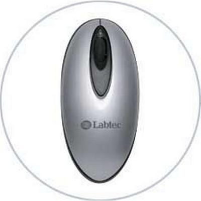 LabTec Wireless Optical Mouse Plus Silver