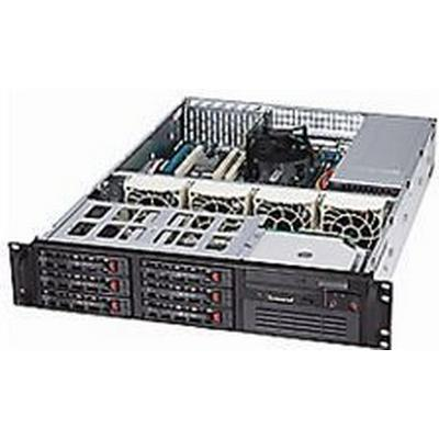 SuperMicro SC822T-400LPB Rack Mountable 400W / Black