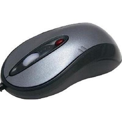 Ione Lynx R22 Laser Mouse Black