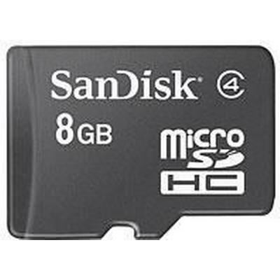 SanDisk MicroSDHC Class 4 8GB