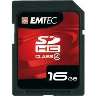 Emtec SDHC Class 4 16GB (60x)