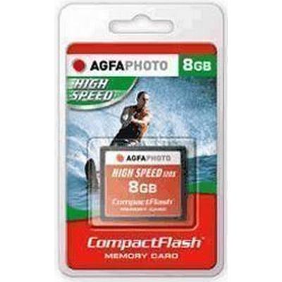 AgfaPhoto Compact Flash 8GB (120x)
